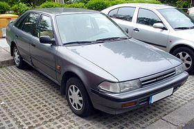Toyota Carina V (T170) 1988 - 1992 Hatchback 5 door #5