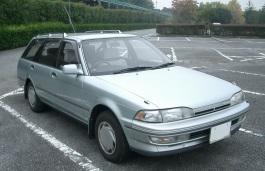 Toyota Carina V (T170) 1988 - 1992 Sedan #1
