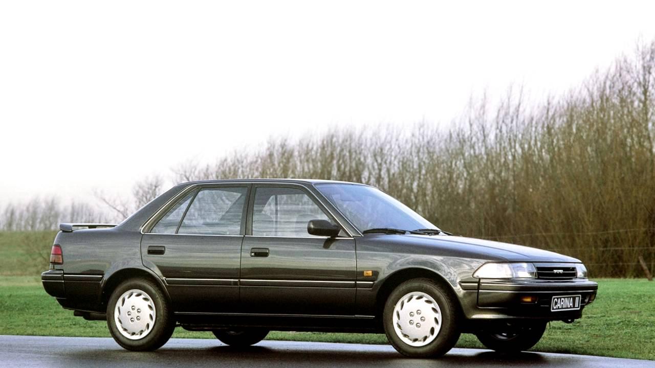 Toyota Carina V (T170) 1988 - 1992 Sedan #2