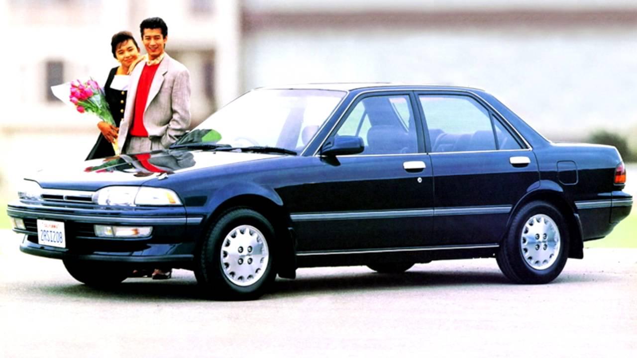 Toyota Carina V (T170) 1988 - 1992 Sedan #5