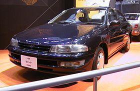 Toyota Carina VI (T190) 1992 - 1996 Sedan #8