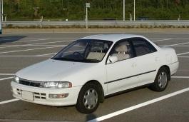 Toyota Carina VI (T190) 1992 - 1996 Sedan #5