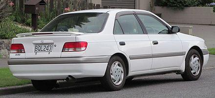 Toyota Carina VII (T210) 1996 - 2001 Sedan #2