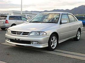 Toyota Carina VII (T210) 1996 - 2001 Sedan #6