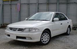 Toyota Carina VII (T210) 1996 - 2001 Sedan #5
