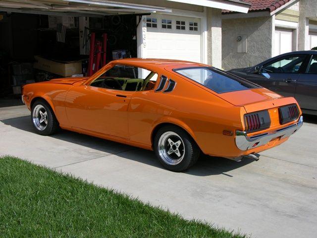 toyota celica i a20 1970 1977 liftback outstanding cars. Black Bedroom Furniture Sets. Home Design Ideas