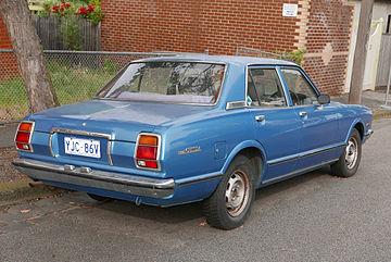 Toyota Chaser I (X40) 1977 - 1980 Sedan #3