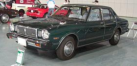 Toyota Chaser I (X40) 1977 - 1980 Sedan #2