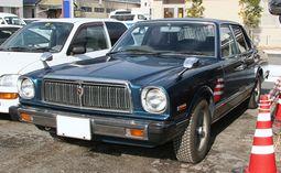 Toyota Chaser I (X40) 1977 - 1980 Sedan #7