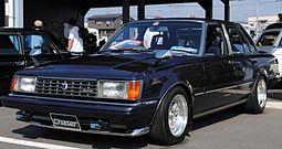 Toyota Chaser I (X40) 1977 - 1980 Sedan #6