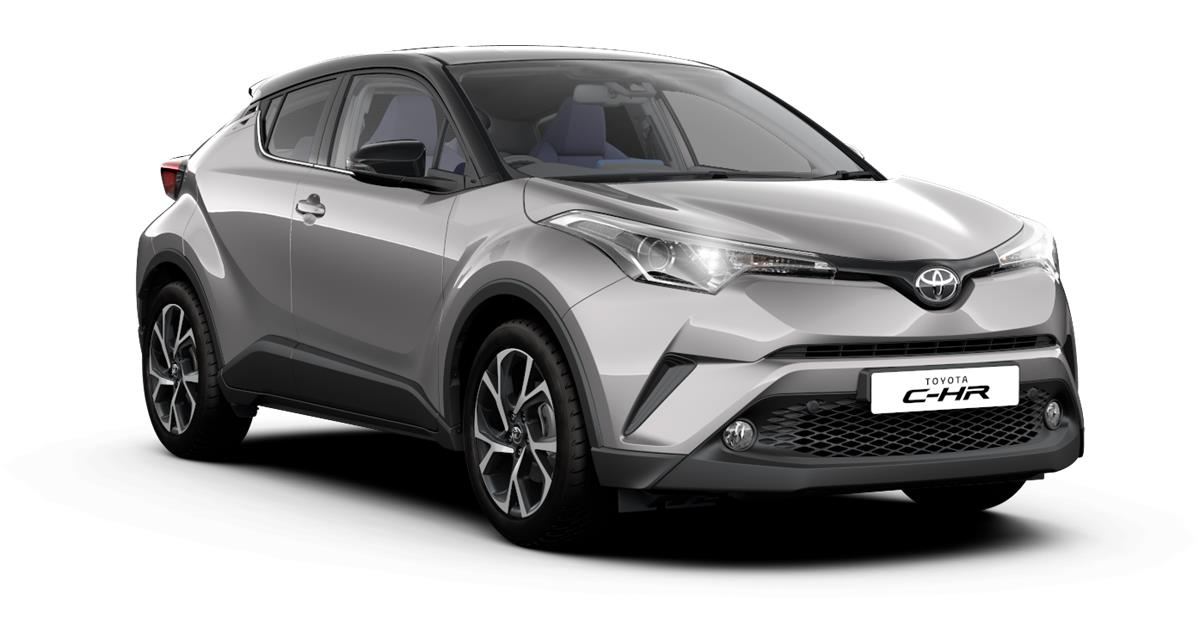 Toyota C-HR I 2016 - now SUV 5 door :: OUTSTANDING CARS