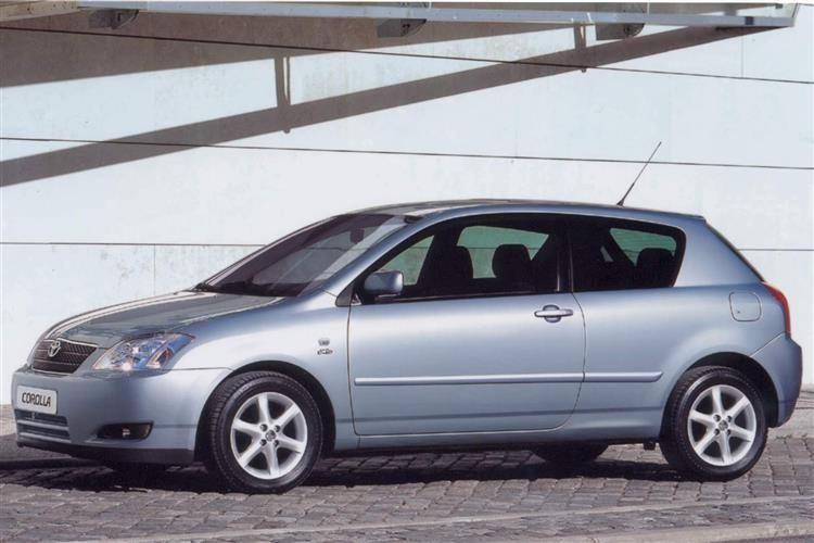 Toyota Corolla IX (E120, E130) 2001 - 2004 Hatchback 5 door #8