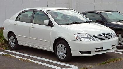 Toyota Corolla IX (E120, E130) 2001 - 2004 Hatchback 5 door #6