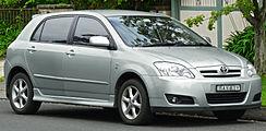 Toyota Corolla IX (E120, E130) Restyling 2004 - 2007 Hatchback 3 door #4