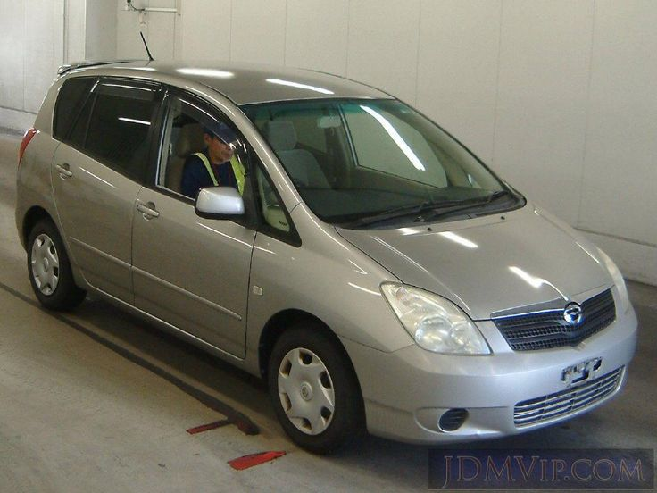 Toyota Corolla Spacio I 1997 - 2001 Compact MPV #6