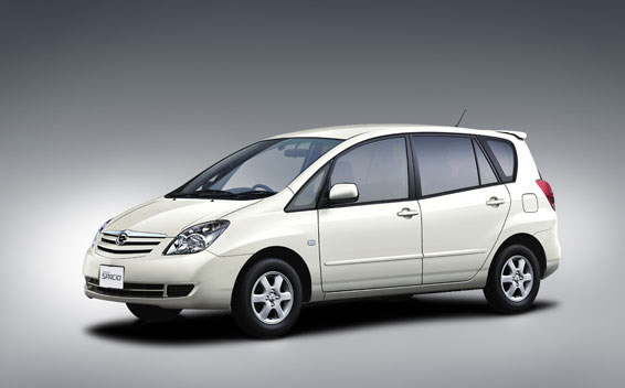 Toyota Corolla Spacio I 1997 - 2001 Compact MPV #5