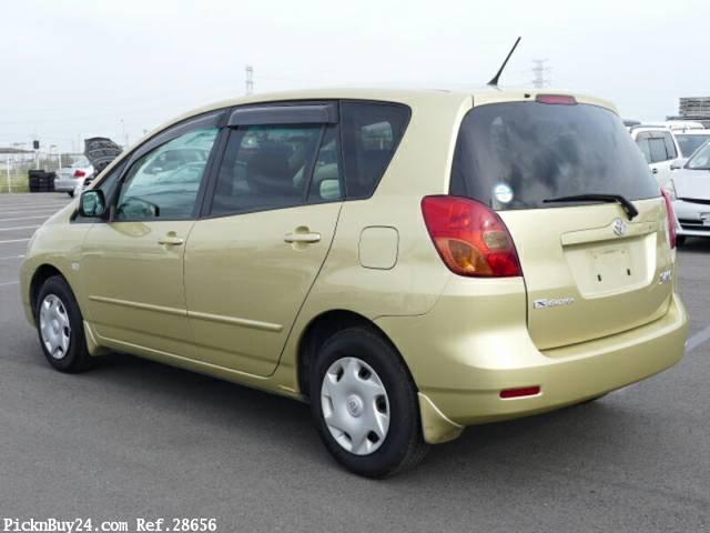 Toyota Corolla Spacio I 1997 - 2001 Compact MPV #4