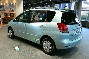 Toyota Corolla Spacio I 1997 - 2001 Compact MPV #7