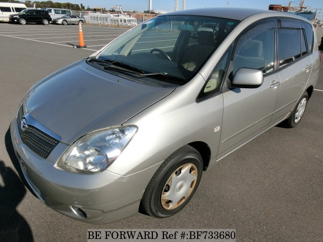 Toyota Corolla Spacio II 2001 - 2007 Compact MPV #6