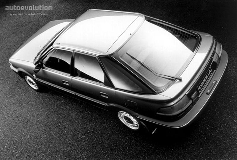 Toyota Sprinter VI (E90) 1987 - 1991 Sedan #7