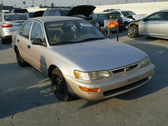 Toyota Corolla VII (E100) 1991 - 2002 Coupe #5