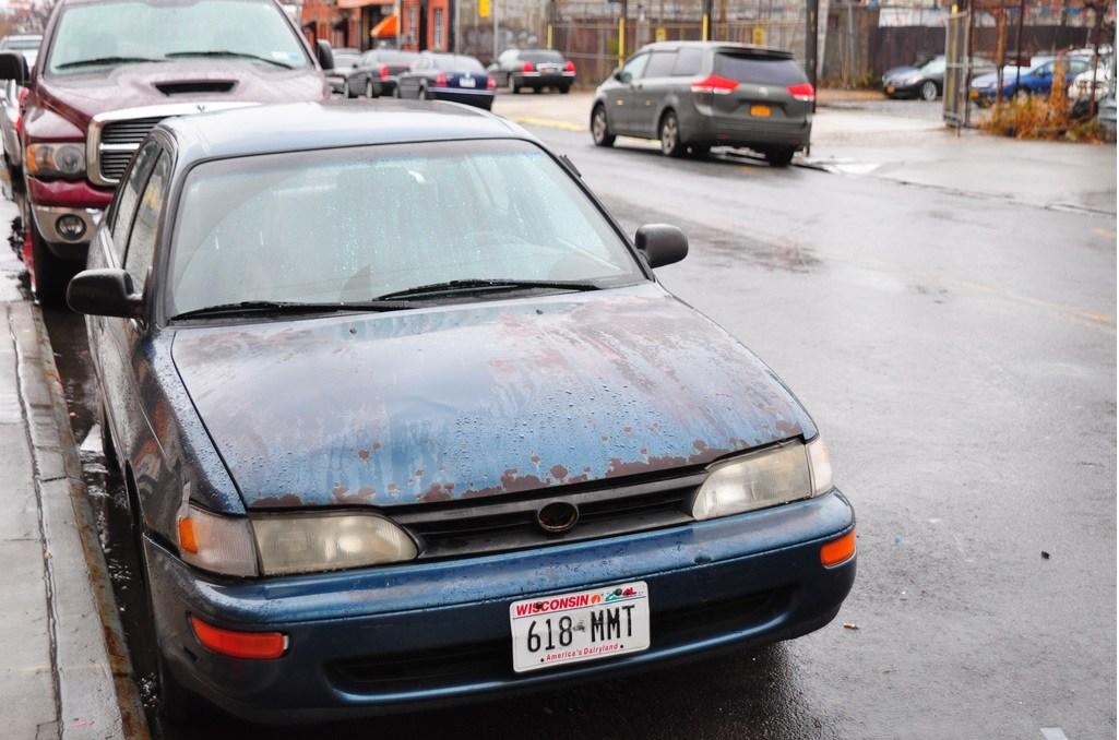 Toyota Corolla VII (E100) 1991 - 2002 Coupe #2