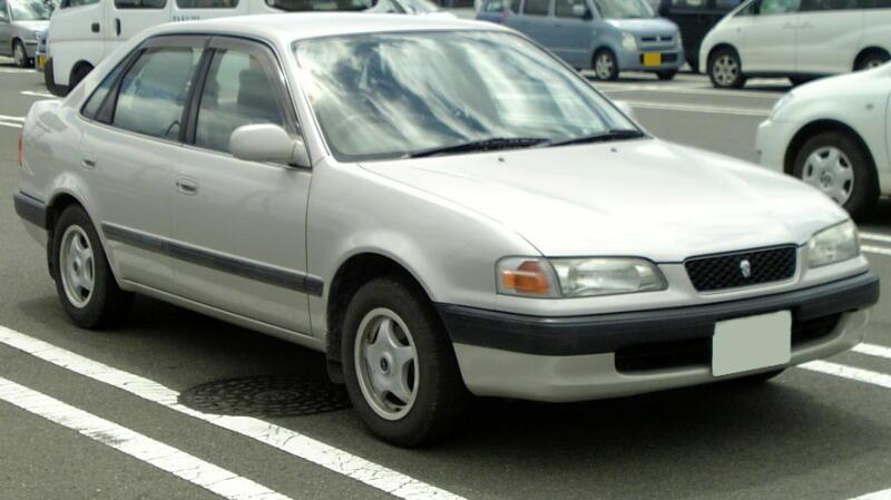 Toyota Origin 1999 - 2001 Sedan #2