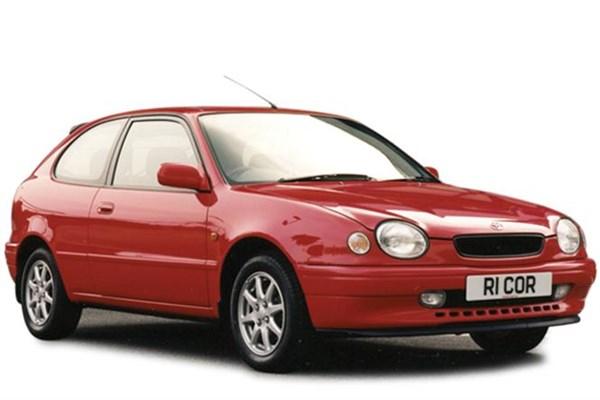 Toyota Corolla VIII (E110) 1997 - 2000 Coupe #6