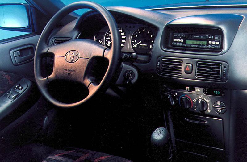 Toyota Corolla VIII (E110) 1997 - 2000 Coupe #8