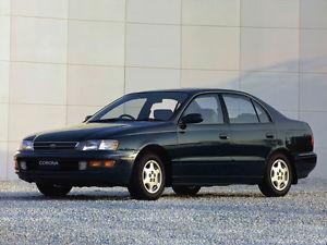 Toyota Corona IX (T190) 1992 - 1998 Liftback #5