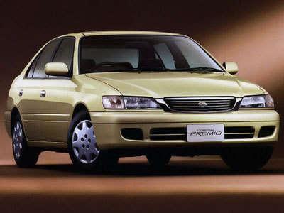 Toyota Corona IX (T190) 1992 - 1998 Sedan #4