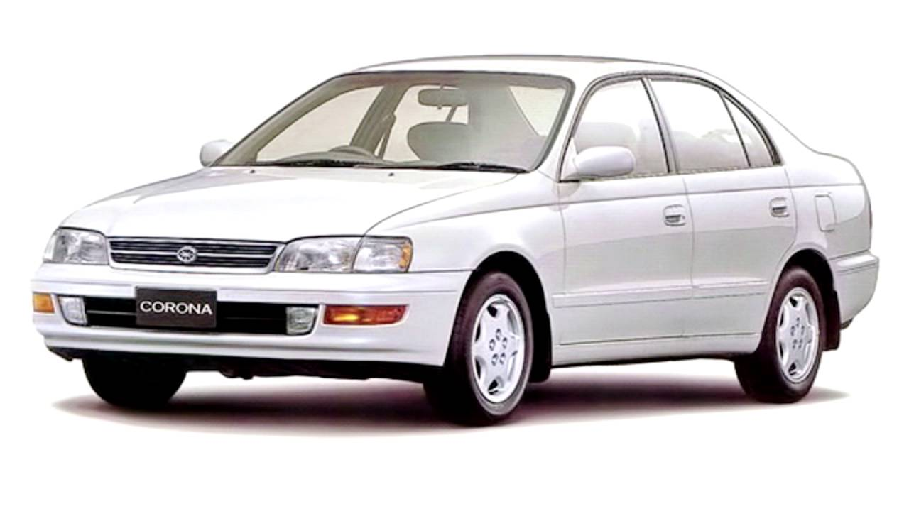 Toyota Corona IX (T190) 1992 - 1998 Sedan #2