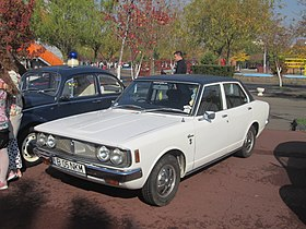 Toyota Corona V (T100, T110, T120) 1973 - 1979 Sedan #3