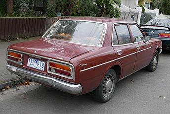 Toyota Corona V (T100, T110, T120) 1973 - 1979 Sedan 2 door #4