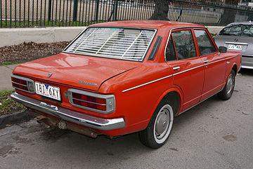 Toyota Corona V (T100, T110, T120) 1973 - 1979 Sedan 2 door #1