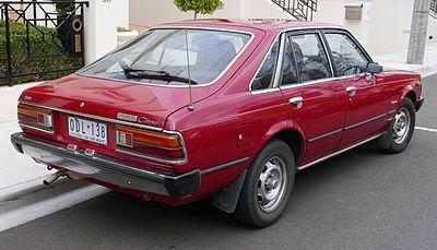 Toyota Corona V (T100, T110, T120) 1973 - 1979 Sedan #2