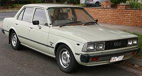 Toyota Corona V (T100, T110, T120) 1973 - 1979 Sedan #5