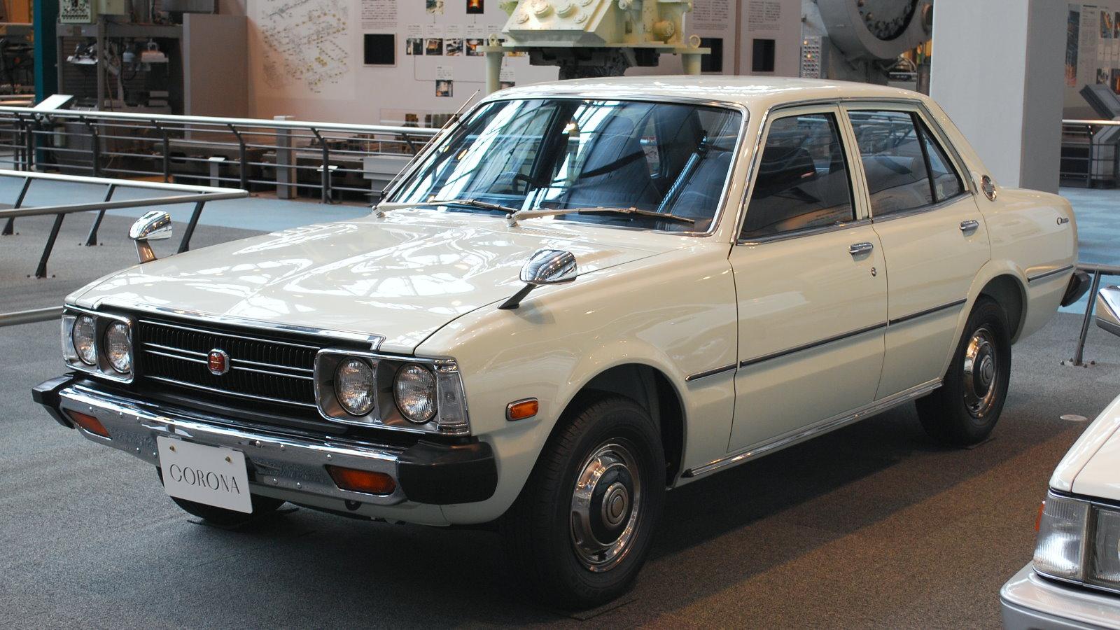 Toyota Corona V (T100, T110, T120) 1973 - 1979 Sedan #7