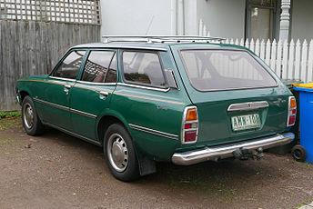 Toyota Corona V (T100, T110, T120) 1973 - 1979 Station wagon 5 door #4