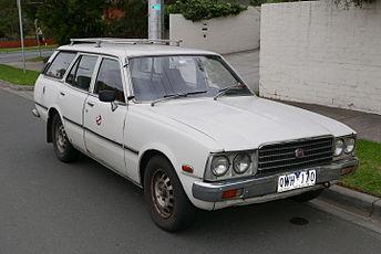 Toyota Corona V (T100, T110, T120) 1973 - 1979 Station wagon 5 door #7
