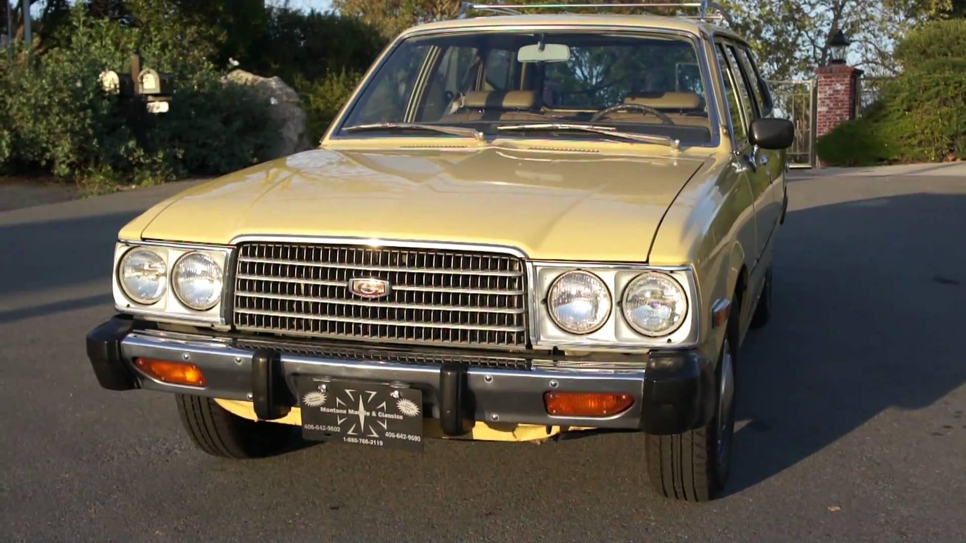 Toyota Corona VI (T130) 1979 - 1981 Liftback #1