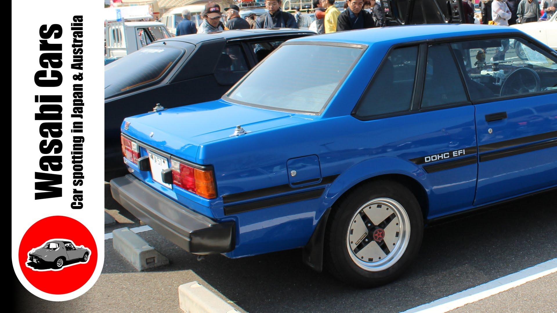 Toyota Corona VI (T130) 1979 - 1981 Liftback #4