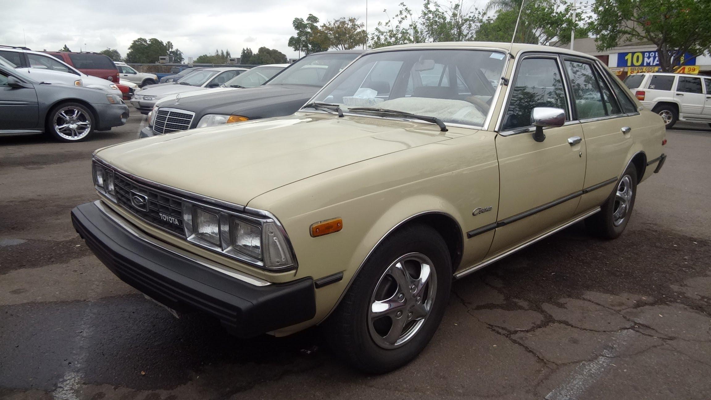 Toyota Corona VI (T130) 1979 - 1981 Liftback #2