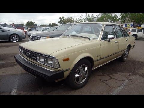 Toyota Corona VI (T130) 1979 - 1981 Liftback #7