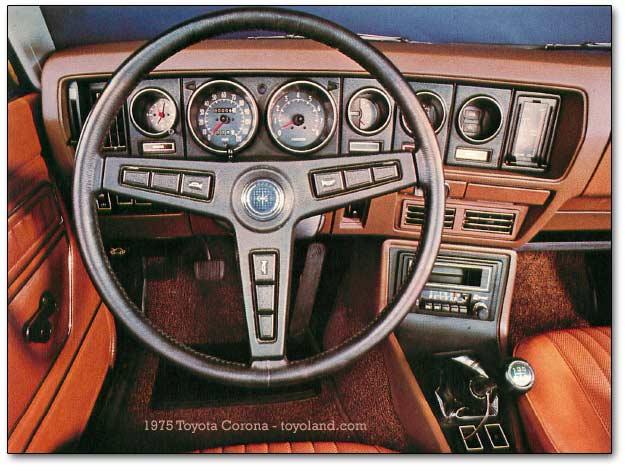Toyota Corona VI (T130) 1979 - 1981 Liftback #5