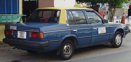 Toyota Corona VII (T140, T150) 1982 - 1988 Sedan #3