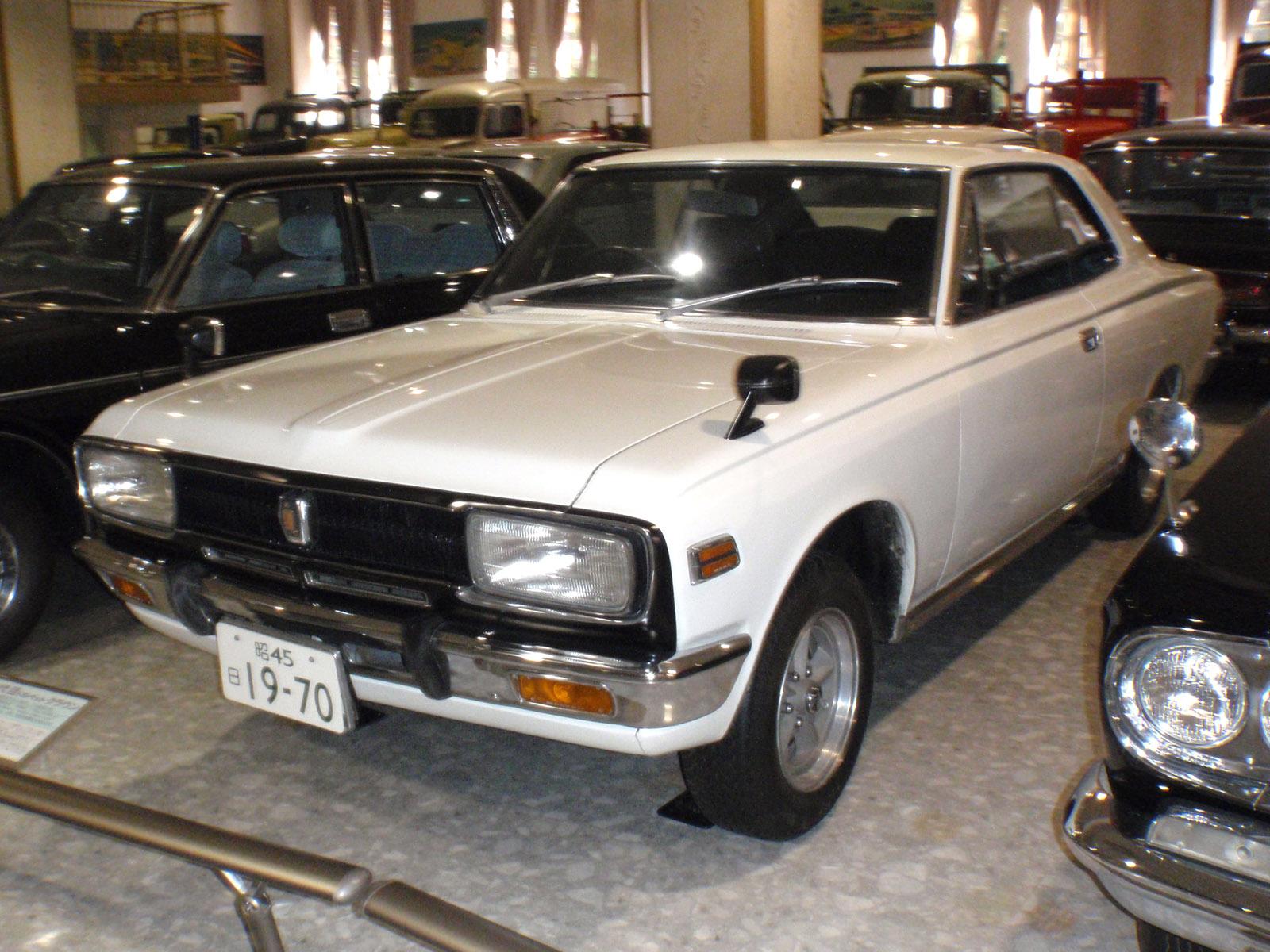Toyota Crown III (S50) 1967 - 1971 Sedan #4