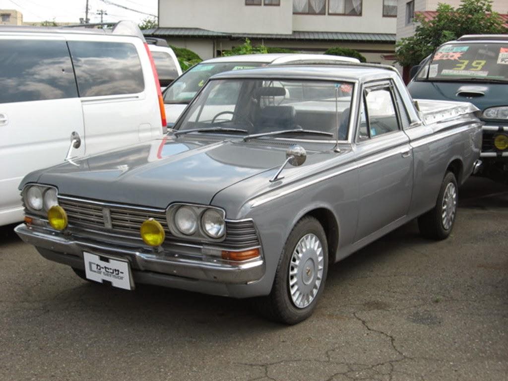 Toyota Crown III (S50) 1967 - 1971 Sedan #5