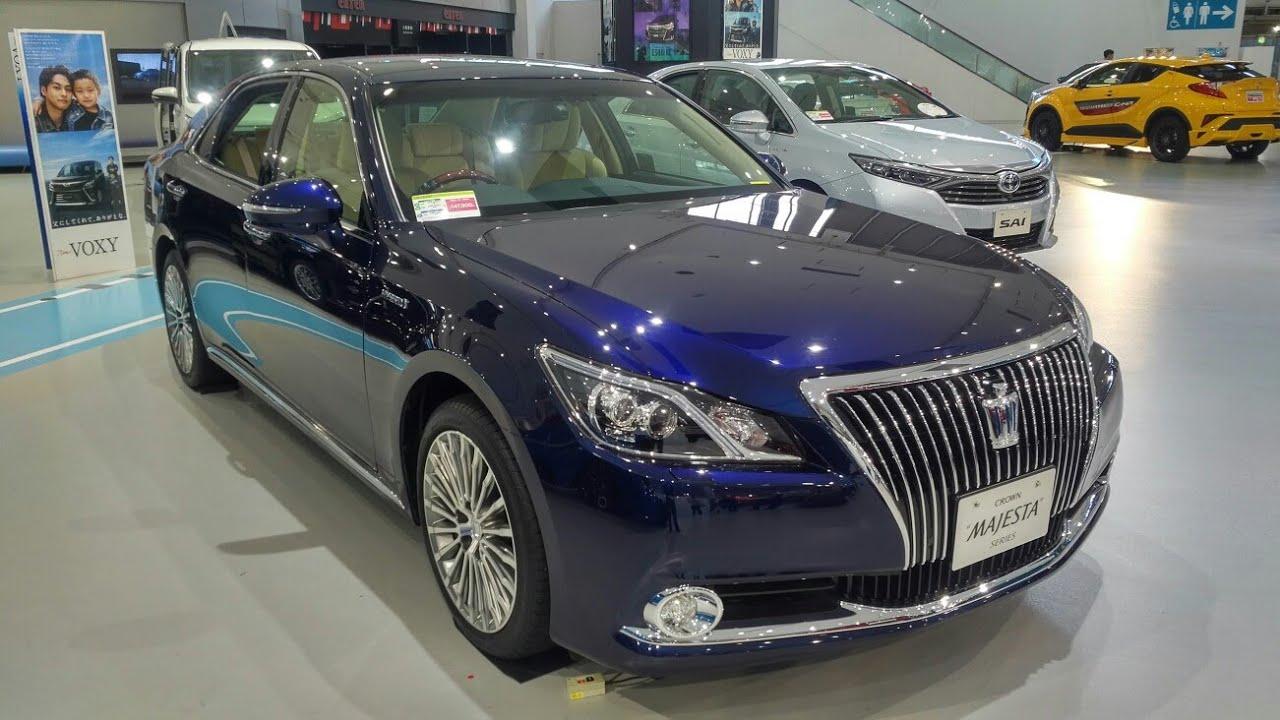 Toyota Crown Majesta VI (S210) 2013 - now Sedan #3