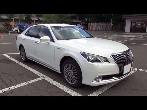Toyota Crown XIV (S210) 2012 - now Sedan #4